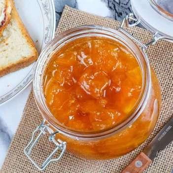 Photo of Homemade mango jam by Sapna Thahir at BetterButter