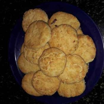 Photo of Coconut cookies by Sapna Thahir at BetterButter