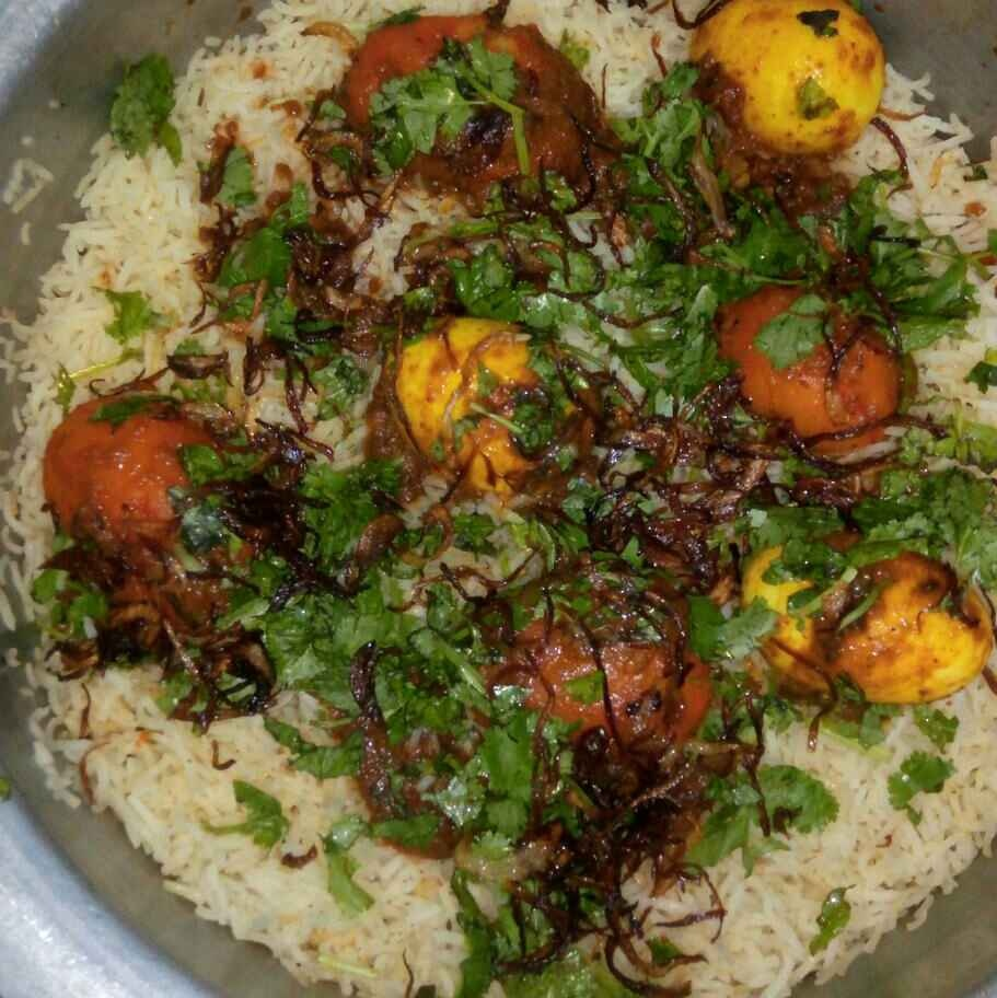 How to make Hydrabadi Chicken Biryani