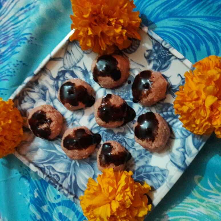 Photo of Choclate sandesh by Sarada Shreya at BetterButter