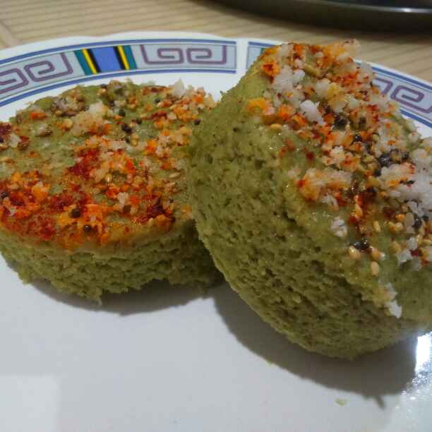 Photo of Moong sprout dhokla by Sarala Nahar at BetterButter