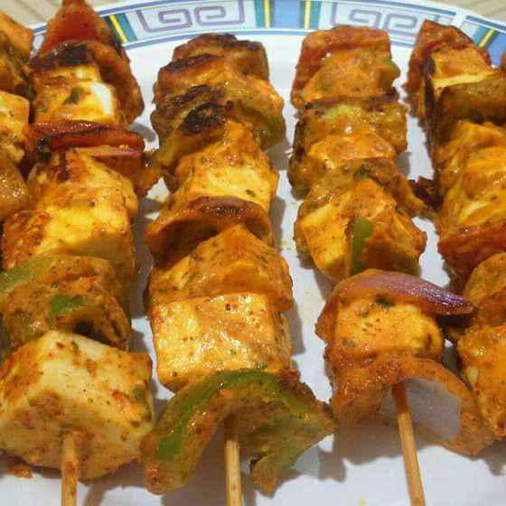 Photo of Achari paneer tikka by Sarala Nahar at BetterButter