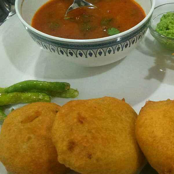Photo of Aalu vada ya Bonda by Sarala Nahar at BetterButter