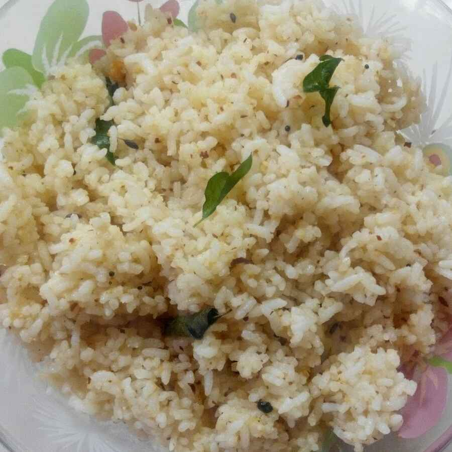 How to make Garlic  Rice