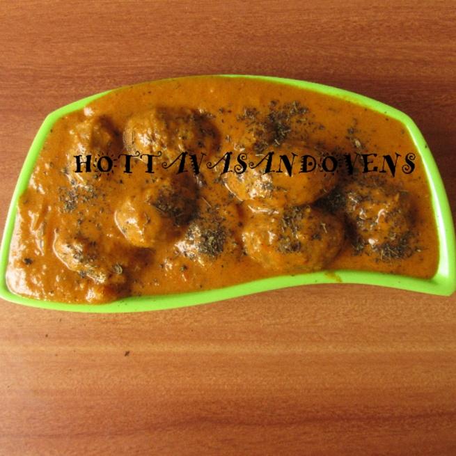 How to make Jackfruit Kofta Methi Coconut Milk Curry