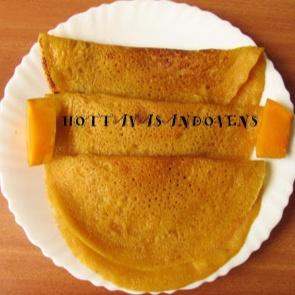 Photo of Sweet Alphonso Mango Dosa by Saras Viswam at BetterButter