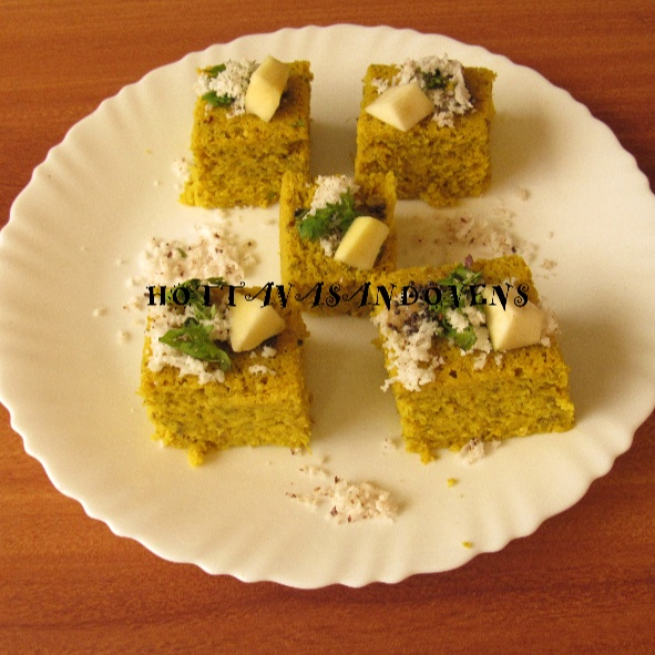 Photo of Mango Maize Dhokla by Saras Viswam at BetterButter