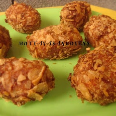 Photo of Paneer Pappad Fritters by Saras Viswam at BetterButter