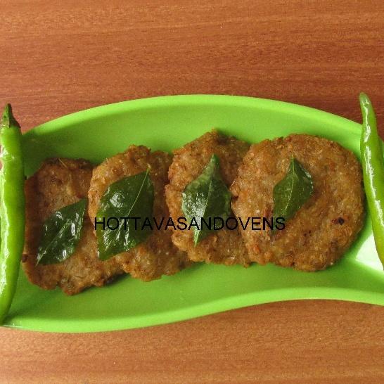 Photo of Barley Vadai by Saras Viswam at BetterButter