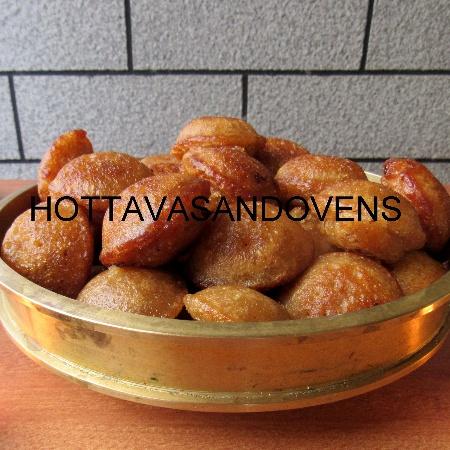 Photo of Honey Makka Cholam / Jowar Nei Appam by Saras Viswam at BetterButter