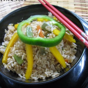How to make Veg. Fried Rice
