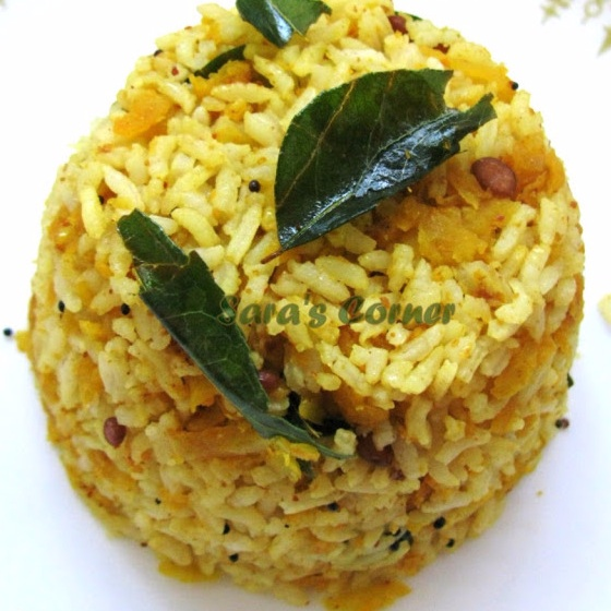 How to make Amla /Gooseberry Rice