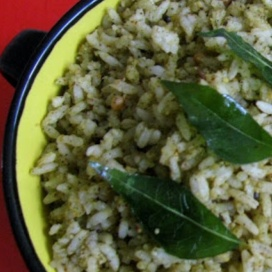 How to make Curry Leaves Powder and Curry leaves Rice