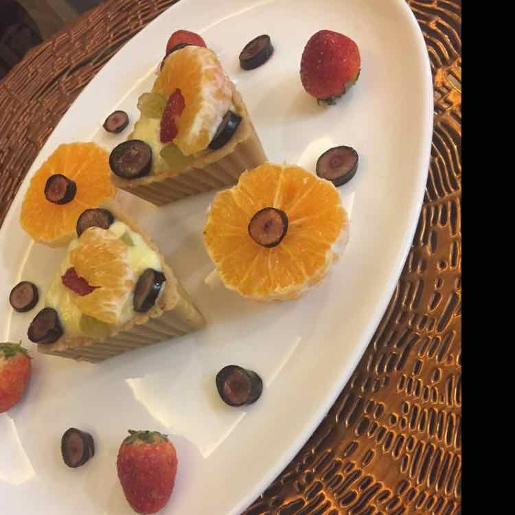 How to make Custard tart