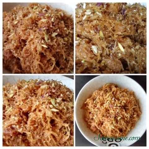 How to make Kimami Sewai