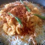 Photo of steam rice cover chngri bhapa by Sarmistha saha at BetterButter
