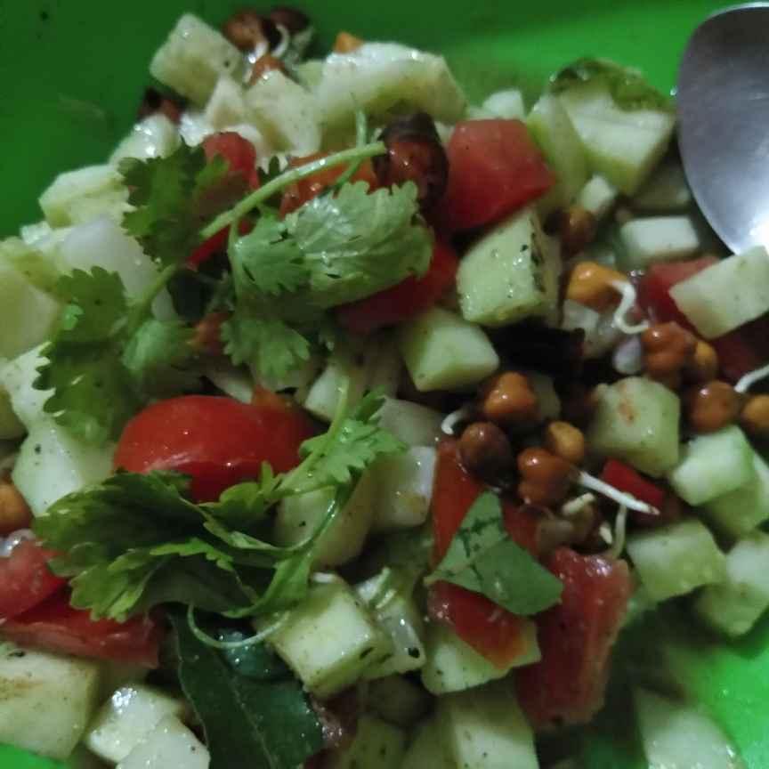 Photo of veg salad by Sarmistha saha at BetterButter
