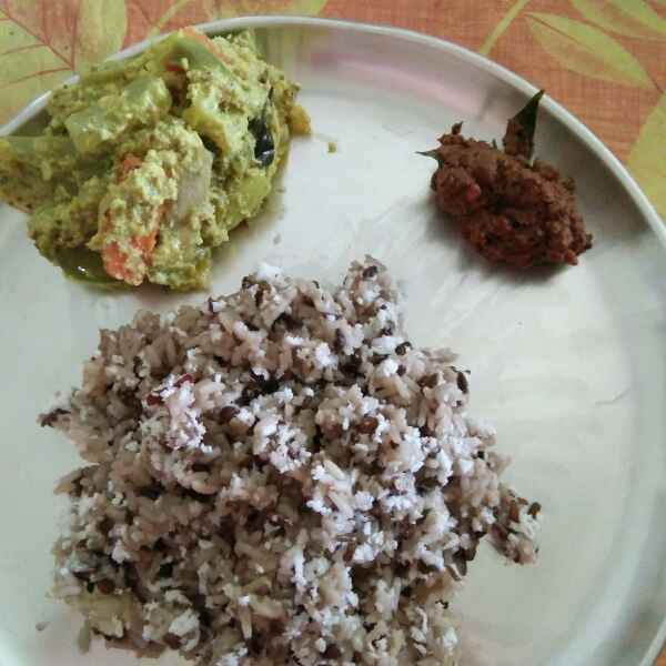 Photo of Black gram rice by Sarojam Arumugam at BetterButter