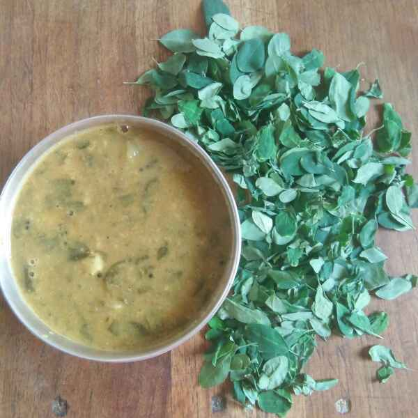Photo of Drumstick leaves curry by Sarojam Arumugam at BetterButter