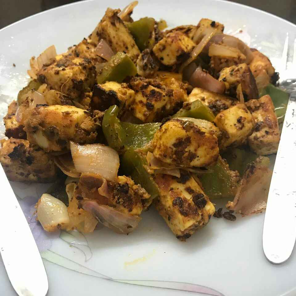 Photo of Tawa paneer tikka by Sarojam Arumugam at BetterButter