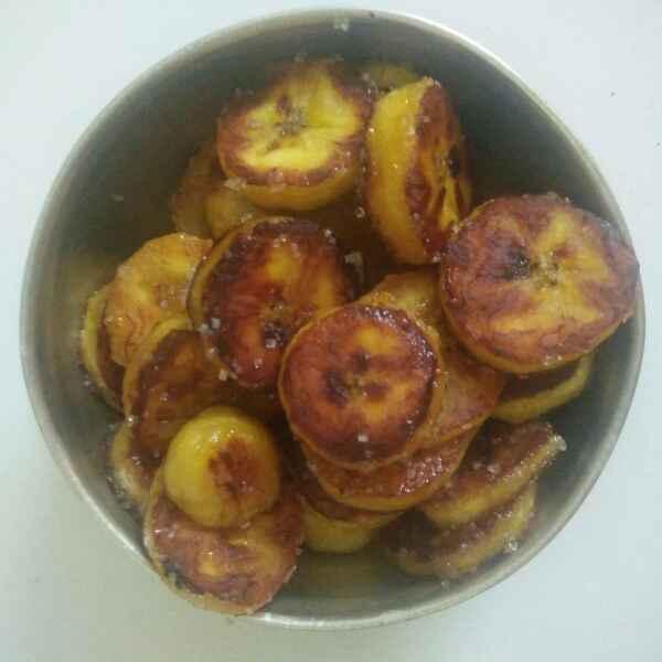 How to make Banana roast