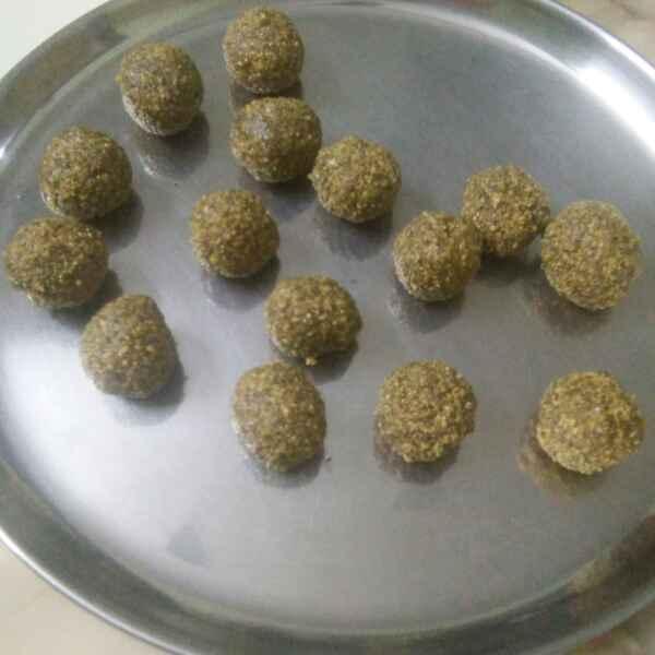 Photo of Green gram balls by Sarojam Arumugam at BetterButter