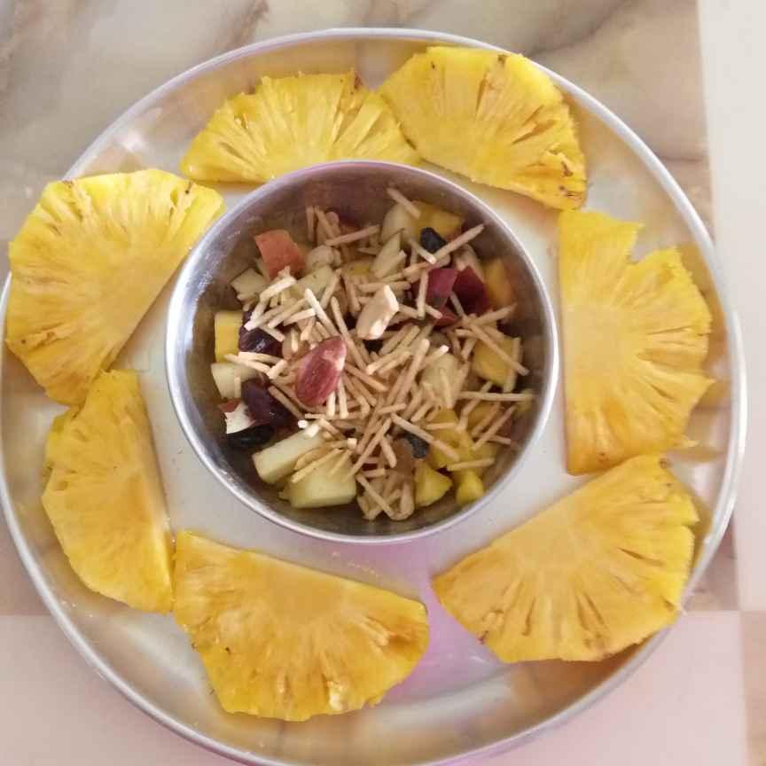 Photo of Fruit salad by Sarojam Arumugam at BetterButter