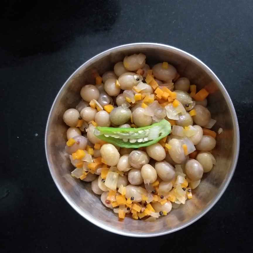 Photo of Butter bean salad by Sarojam Arumugam at BetterButter