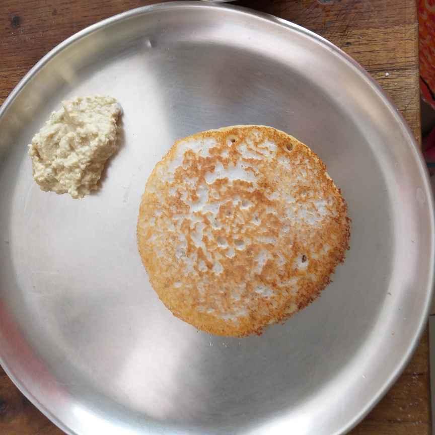 How to make Roasted dal Chutney