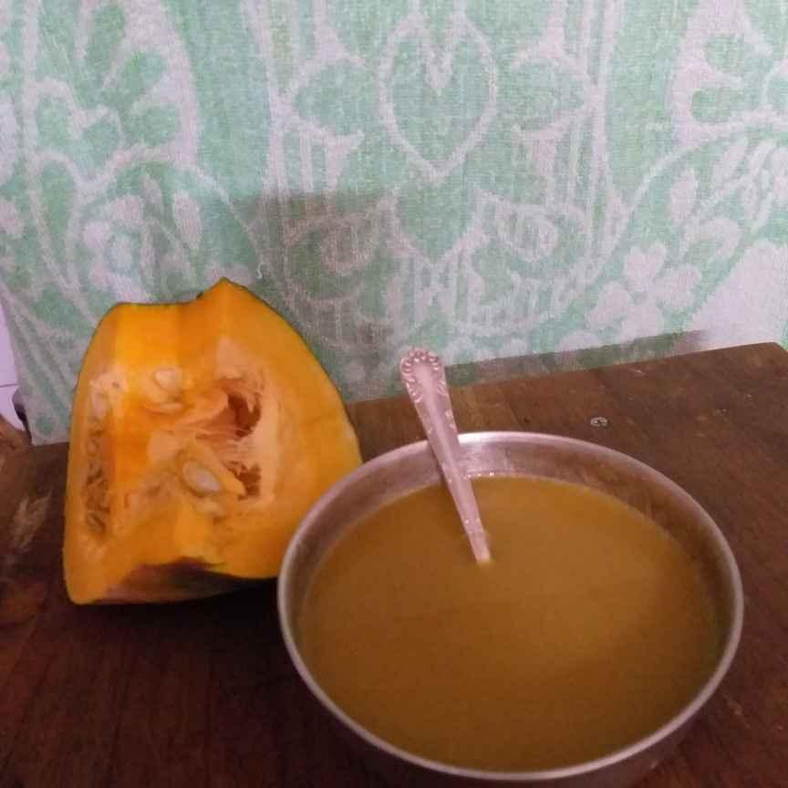 Photo of Pumpkin soup by Sarojam Arumugam at BetterButter