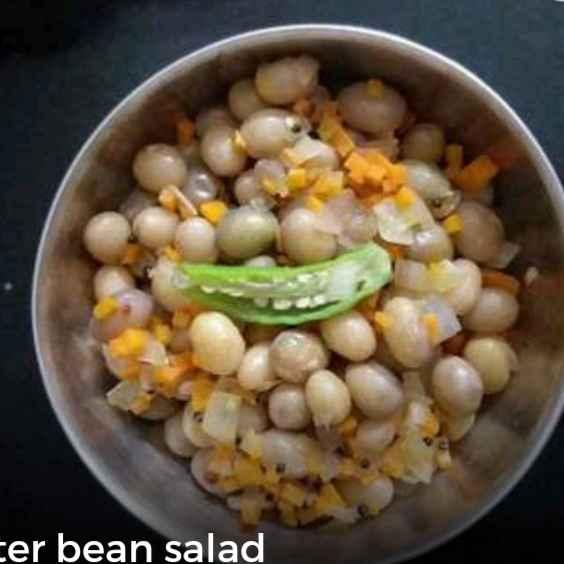 Photo of Butter bean salad by Sarojam Arumugam at BetterButter