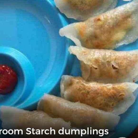 Photo of Mushroom starch dumplings by Sarojam Arumugam at BetterButter