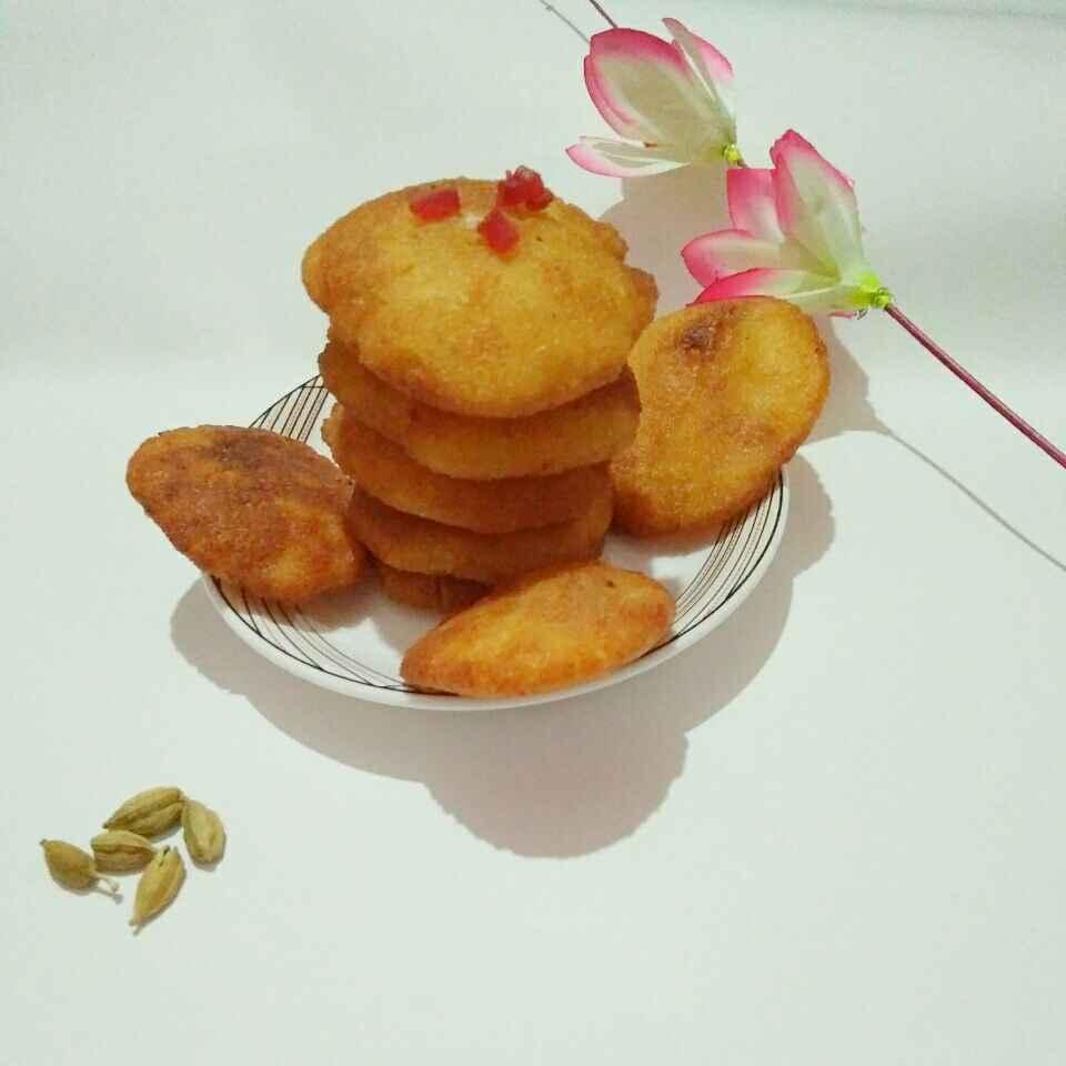 Photo of Plain suji kakera pitha by Sasmita Mohanty at BetterButter