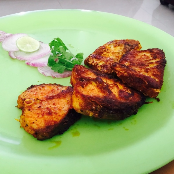 How to make Rohu Fish Fry