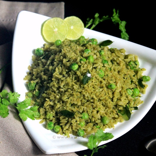 How to make Green Poha