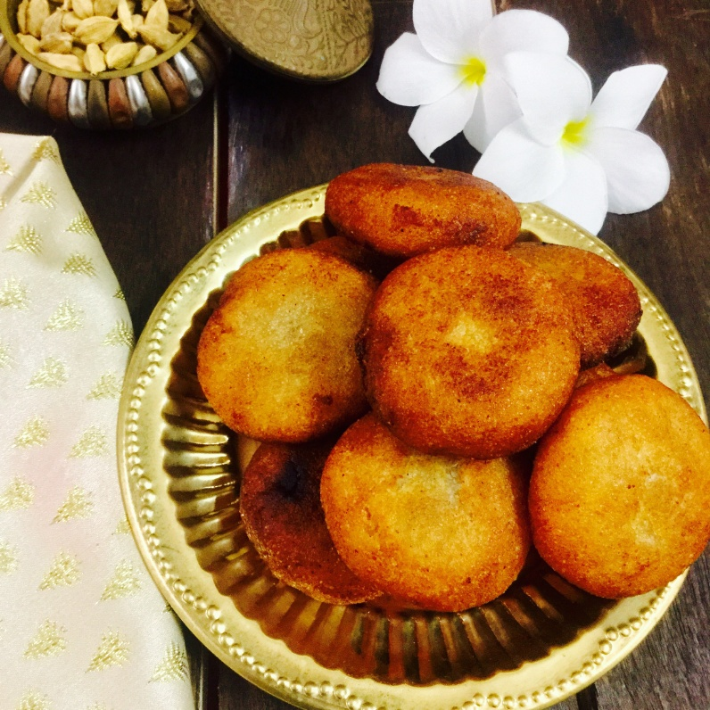 How to make Bhaja Suji Manda Pitha