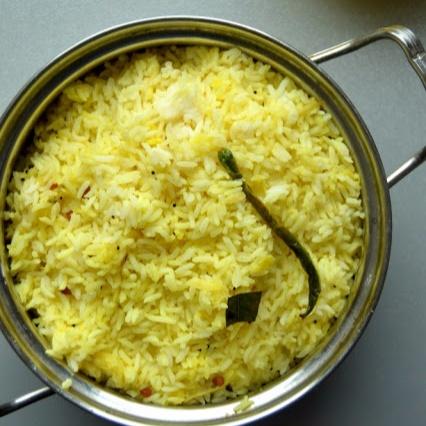 How to make Raw Mango Rice