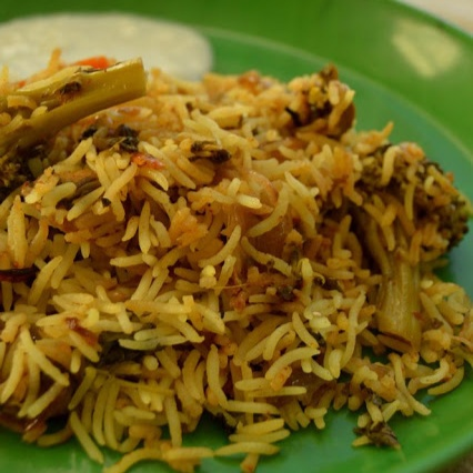 Photo of Restaurant style vegetable Dum Biryani by Sathya Priya Karthik at BetterButter