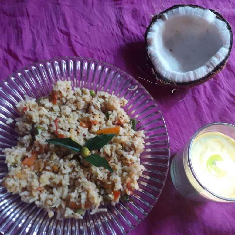 Photo of poha pulav by Sathya Vijay at BetterButter