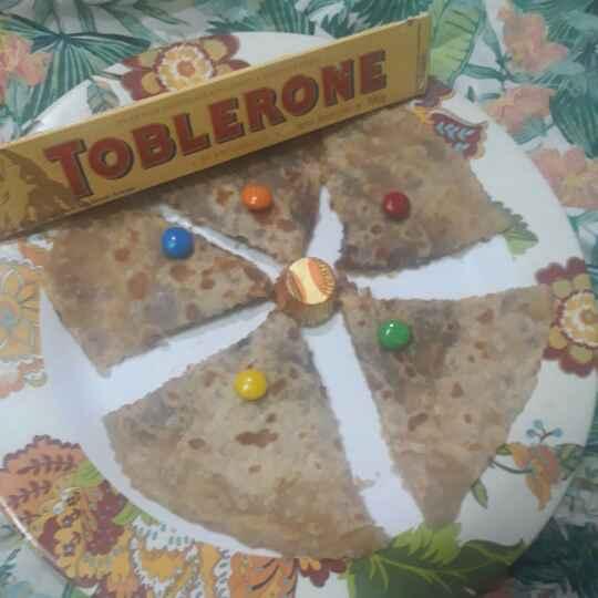 Photo of Chocolate chapati by Sathya Vijay at BetterButter