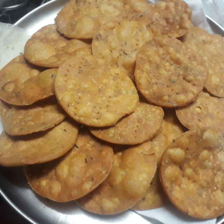 How to make Methi puri
