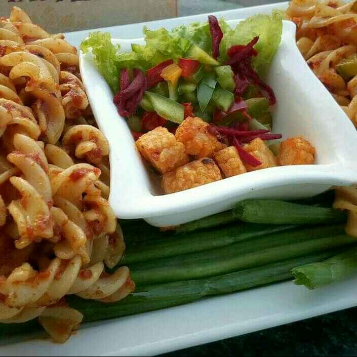 Photo of Fuseli pasta by Satvinder Hassanwalia Chandhok at BetterButter