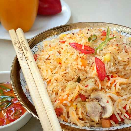 Photo of Fried Rice by Satvinder Hassanwalia Chandhok at BetterButter