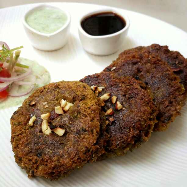 How to make Veg. Soya Kabab