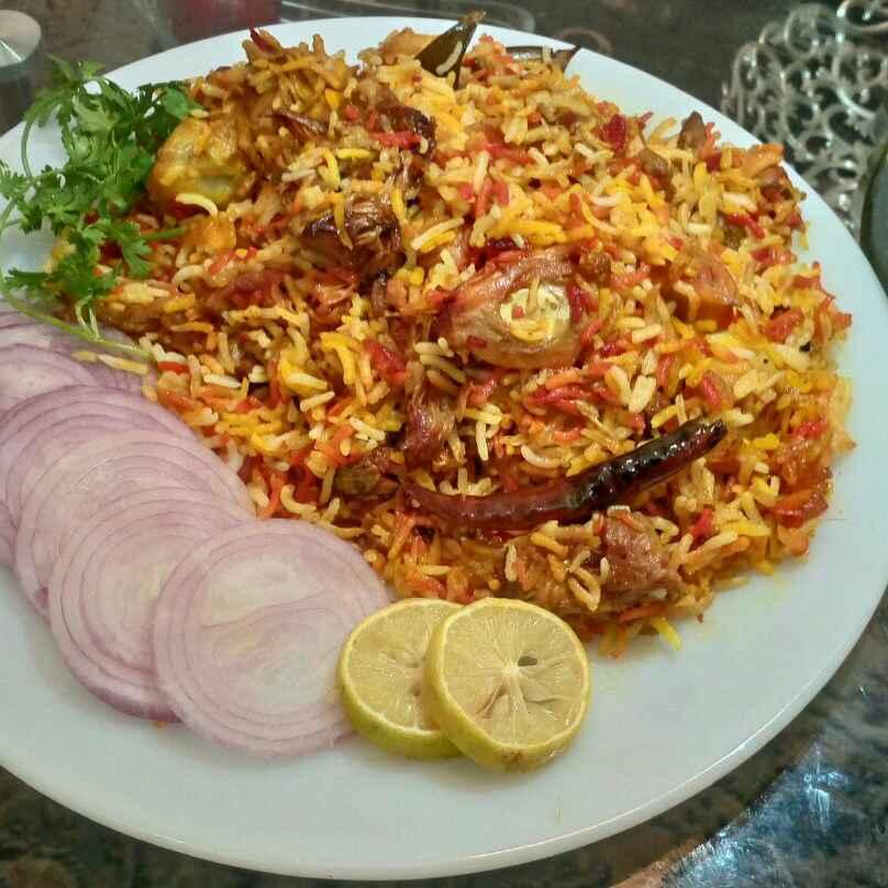Photo of Vegetarian Kathal Biryani by Satvinder Hassanwalia Chandhok at BetterButter