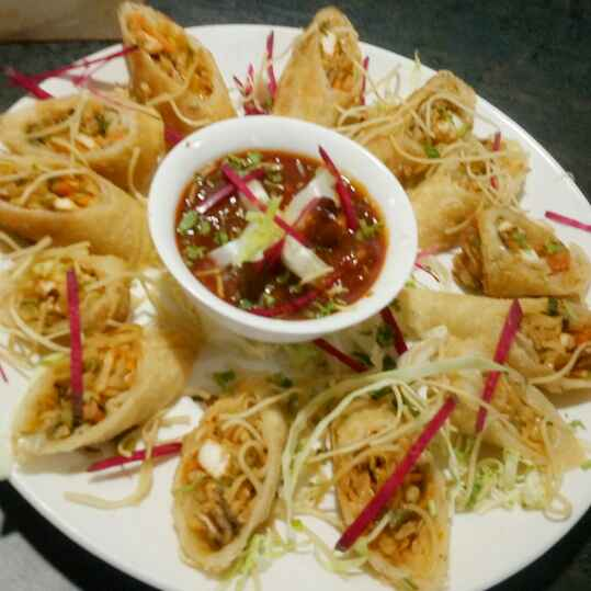 Photo of Spring roll by Satvinder Hassanwalia Chandhok at BetterButter