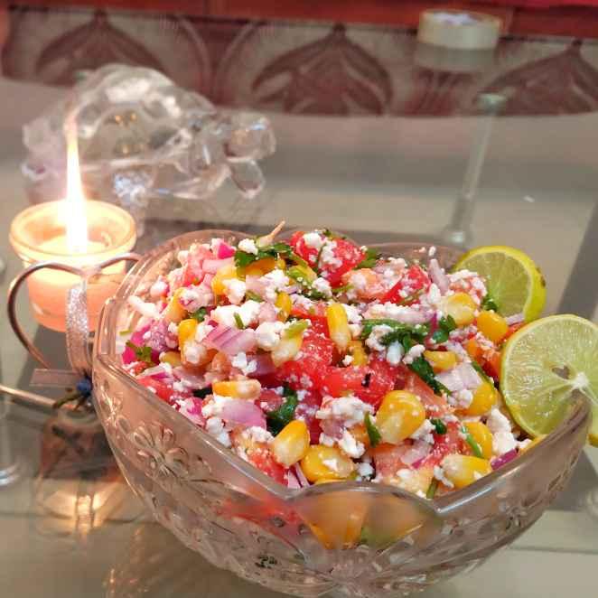 How to make kachumber salad