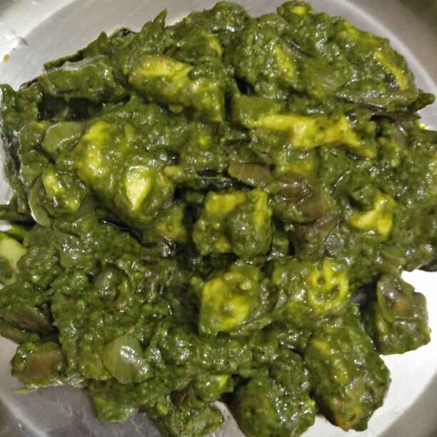 Photo of PALAK paneer  by Satya Harika at BetterButter