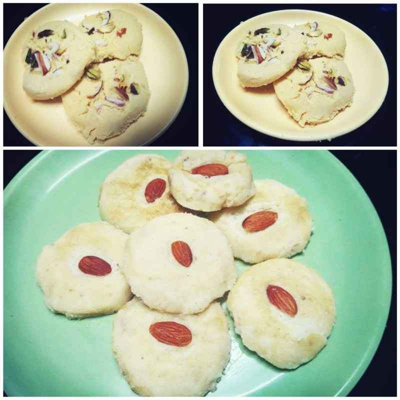 How to make Dry fruits cookies