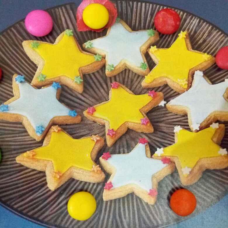 Photo of Star jam Cookies by Saumya nahta at BetterButter